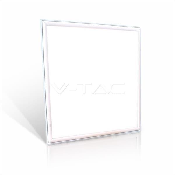 Φωτιστικό οροφής Led panel τετράγωνο 45w 230v 600 x 600 mm 3600lumen ψυχρό λευκό 6400Κ Κωδικός : 6025