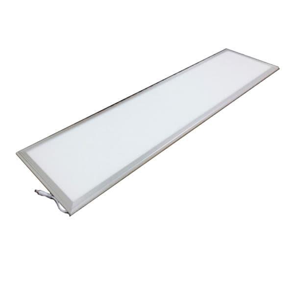 Led panel φωτιστικό ορθογώνιο 30x120cm επίτοιχο 48W 6000k ψυχρό λευκό φως 4100 lumen Κώδ: LPL-00505
