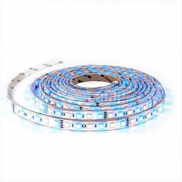 Led ταινία v-tac 12V SMD 5050 10.8W/m πολύχρωμη rgb + λευκό IP20 μή στεγανή 900lm/m Κωδικός: 2159