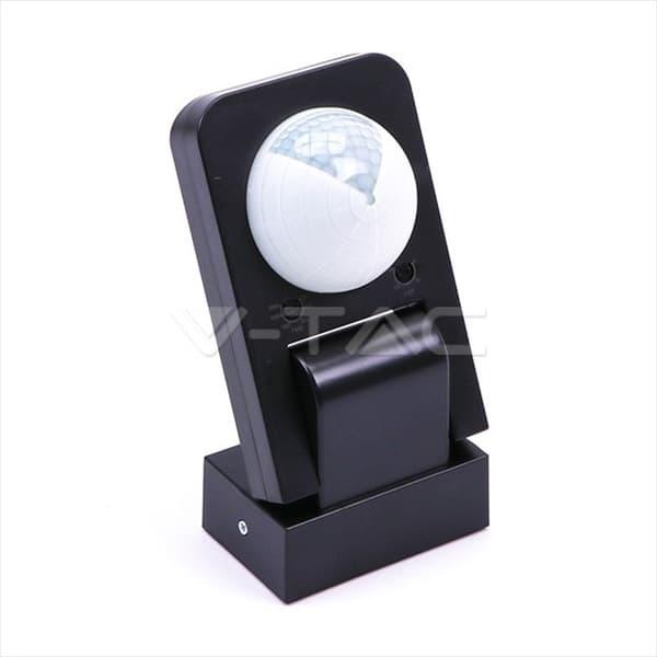 Ανιχνευτής v-tac κίνησης/παρουσίας Infrared Max 1000W Μαύρος Κωδικός: 15011