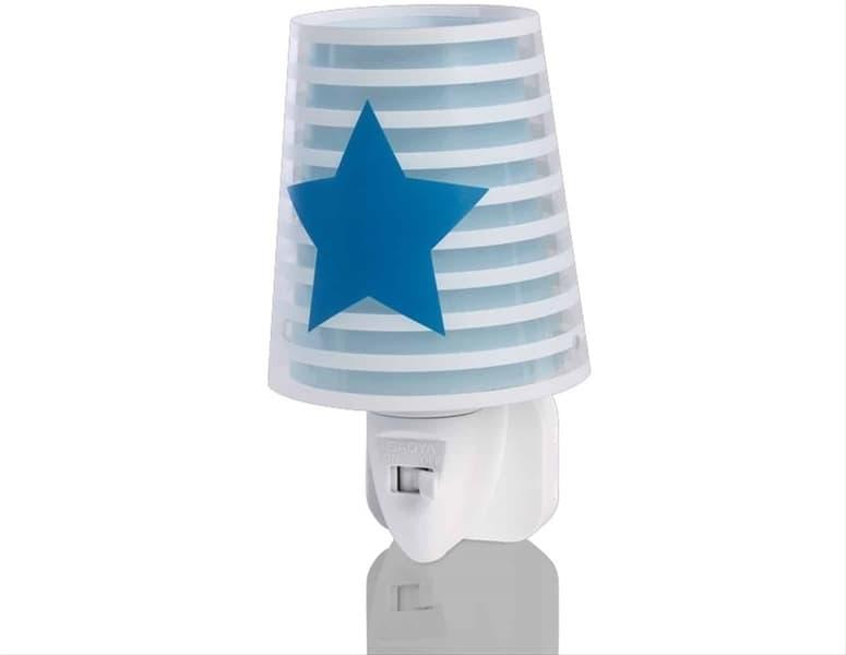 Feeling Blue παιδικό φωτιστικό νύκτας πρίζας LED   Κωδικός : 92193