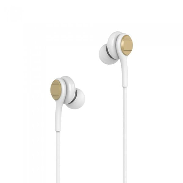 Ακουστικά ενσύρματα για κινητά, iPods, laptops λευκό V-TAC Κωδικός: 7707
