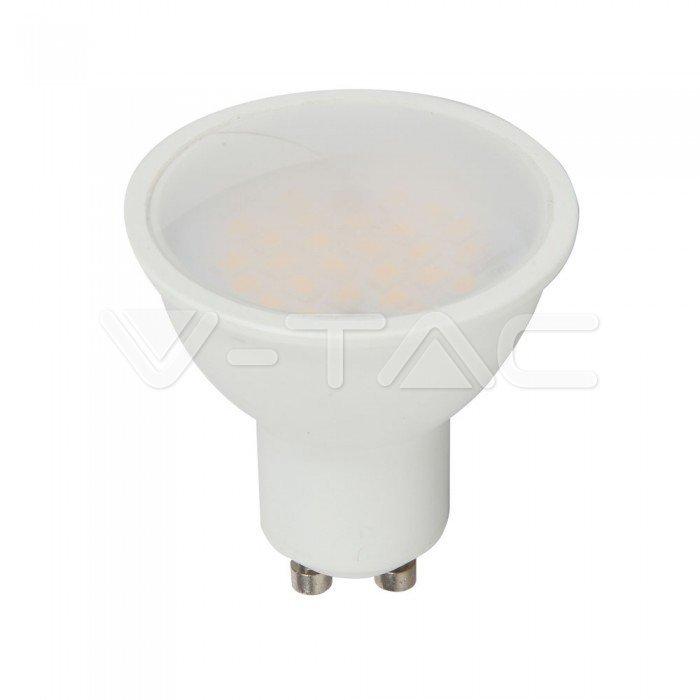 Έξυπνη λάμπα LED SPOT GU10 4.5W RGB + Ψυχρό λευκό + Θερμό λευκό, Συμβατή με Amazon Alexa και Google Home Κωδικός: 2757