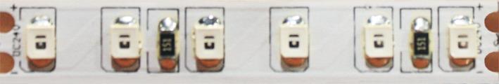 Ταινία Led SMD2835 12W/m 24V DC 8mm IP33 Φυσικό Λευκό 4000K 5m Aca-Light 242835120NWNK