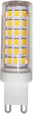 Λάμπα led diolamp g9 κεραμική 11watt 230v ψυχρό λευκό 6000Κ 950lumen δέσμης 360° κωδ: G9283511CW