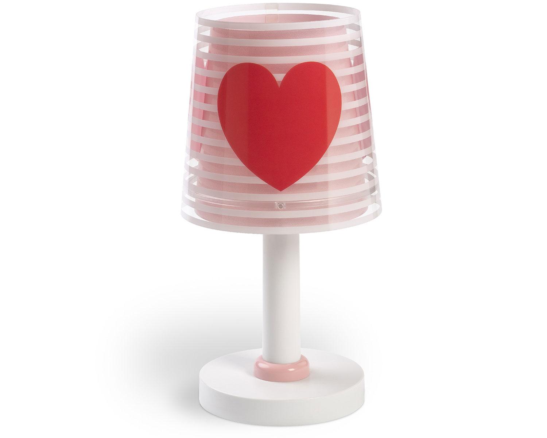 Φωτιστικό Κομοδίνου Παιδικό Light Feeling Pink E14 81191S - Ango