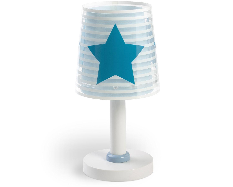 Φωτιστικό Κομοδίνου Παιδικό Light Feeling Blue E14 81191T - Ango