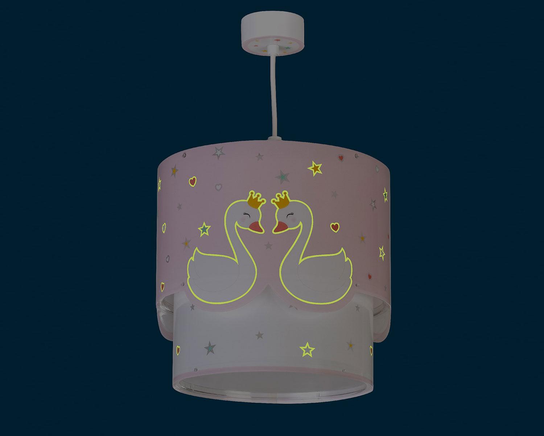 Φωτιστικό Οροφής Παιδικό Sweet Love 61372 - Ango