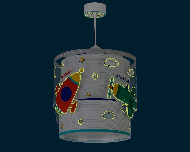 Φωτιστικό Οροφής Παιδικό Baby Travel 61682 - Ango