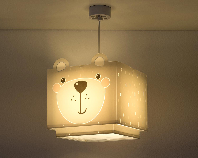Φωτιστικό Οροφής Παιδικό Little Teddy 64572 - Ango