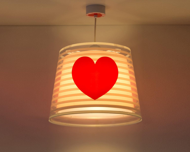Φωτιστικό Οροφής Παιδικό Light Feeling Pink 81192S - Ango