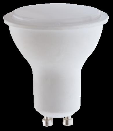 Λάμπα LED GU10 6W 480Lm 230V 6000K Ψυχρό Λευκό - Atman GU10-00127