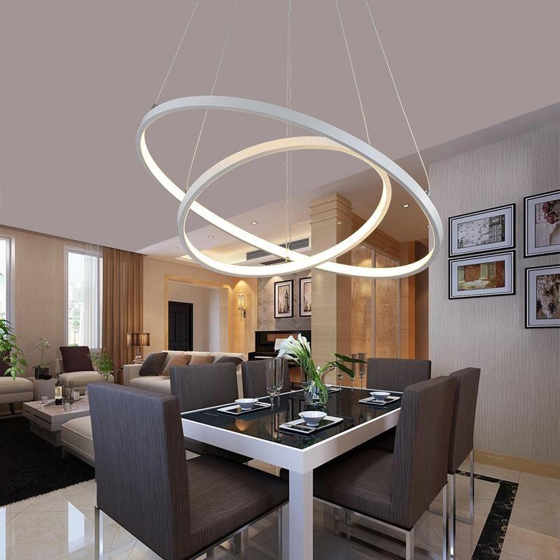 Φωτιστικό LED Κρεμαστό Toledo 55W με Εναλλαγή Χρωμάτων Φωτισμού - Atman LEG-100R02L