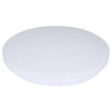 LED Πλαφονιέρα 24W Στρογγυλή 3 σε 1 Φωτισμός Ψυχρό Φυσικό και Θερμό λευκό σε Λευκό σώμα και Λευκό κάλυμμα - Vtac 7607