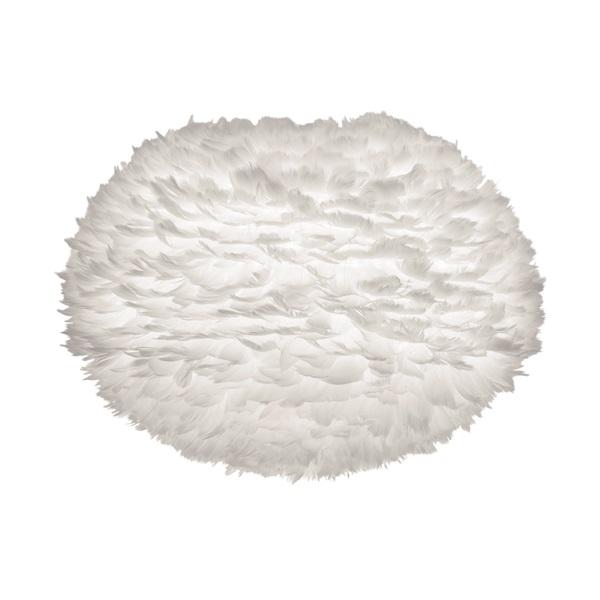 Φωτιστικό Οροφής - Δαπέδου με Πούπουλο EOS Large White E27 Λευκό Φ65x40cm 2042 - UMAGE