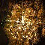 Διακοσμητικά Πυροτεχνήματα LED με μπαταρία σε Θερμό Φως - Decolight 90-05-POL155