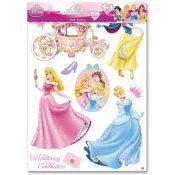 Αυτοκόλλητα τοίχου-Μπορντούρες princess disney