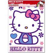 Αυτοκόλλητα τοίχου-Διακοσμητικά παιδικού δωματίου hello kitty
