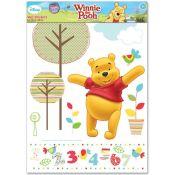 Αυτοκόλλητα τοίχου-Μπορντούρες winnie the pooh
