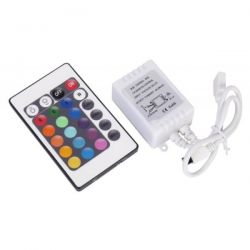 LED Controller με Dimmer RGB