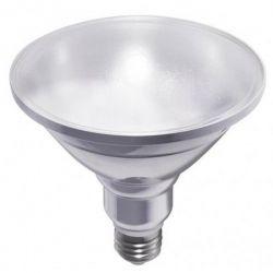 Λάμπα led cob ισχύος luxram E27 par38 10watt 230v πολύχρωμη rgb 960lumen ip65 30000 ώρες