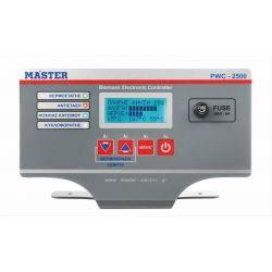 Ηλεκτρονικός πίνακας διαχείρησης καυστήρα θέρμανσης pellet master controller pwc-2500