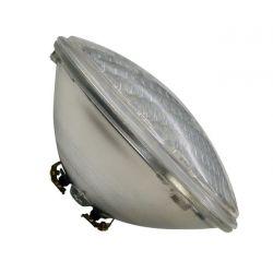 Λάμπα πισίνας led par56 20watt 12v ac/dc θερμό λευκό 3000Κ με 225smd/2835 1820lumen στεγανή ip68 δέσμης 120° ΚΩΔ: 13-572000