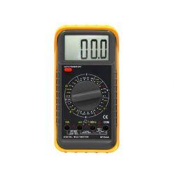 Πολύμετρο ψηφιακό επαγγελματικό σε ελαστική θήκη Κωδικός : 10-833