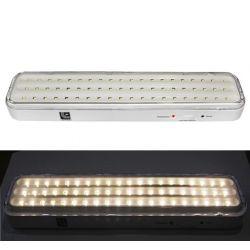 Φωτιστικό ασφαλείας adeleq-lumen με 60 led επίτοιχο με μπαταρία λιθίου 3.7v 2.0Ah  ΚΩΔ : 4-68060