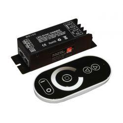 Τηλεχειριζόμενος Μηχανισμός  Dimmer αφής για ταινία led μονόχρωμη 25amper 300watt/12vdc-600watt/24vdc Κωδικός : 30-33325