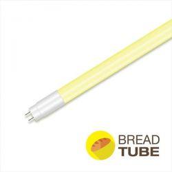 Λάμπα led smd v-tac T8 Ø 26 Χ 120cm 18watt 180-240v g13 κίτρινος φωτισμος (αρτοποιείου) 1530lumen δέσμης 160° Κωδικός : 6322