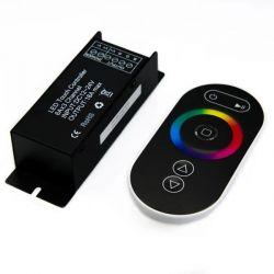 Controller RGB SZ100-TOUCH 12V DC-24V DC με τηλεχειριστήριο αφής για λωρίδες Led RGB sku: SZ100-TOUCH
