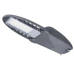 Φωτιστικό δρόμου 80W 230V 5000k ψυχρό λευκό φως 9600lm χυτού αλουμινίου στεγανό IP66 SKU: NAYA8050