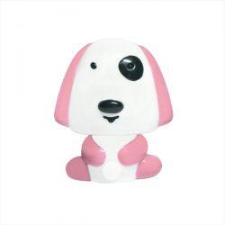 Παιδικό φωτιστικό νυκτός ρόζ σκυλάκι led 0.4w 230v 6000k ψυχρό λευκό απο πλαστικό aca-decor Κωδικός : 82204LEDPK