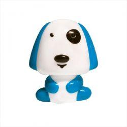 Παιδικό φωτιστικό νυκτός μπλέ σκυλάκι led 0.4w 230v 6000k ψυχρό λευκό απο πλαστικό aca-decor Κωδικός : 82204LEDBE