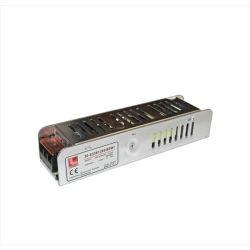 Τροφοδοτικό led-driver αλουμινίου μίνι για ταινίες & λάμπες led 60w 240v/12vdc Κωδ : 30-03361260