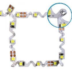 Αλυσίδα LED αυτοκόλλητη 8W/m 12VDC 7000k ψυχρό λευκό φως IP20 για φωτισμό γραμμάτων & επιγραφών Κωδ:  LS20-00500