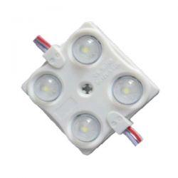 Αλυσίδα με led modules σετ 20τεμ. 1.44W/mod 12VDC 7000k ψυχρό φως για φωτισμό γραμμάτων & επιγραφών Κωδ:  MOD-00120