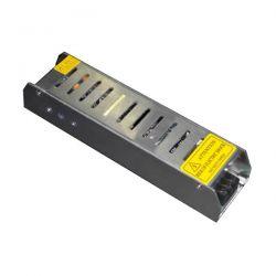 Τροφοδοτικό mini 100W 4.1A μεταλλικό 230V στα 24VDC για ταινίες & λάμπες led μη στεγανό IP20 Κωδικός: SM-00310