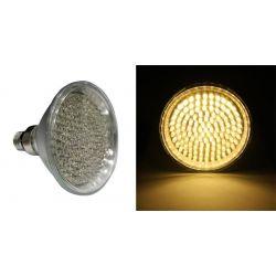 Λάμπα led par38 με 120 led 8.5 watt 42v δέσμης 30° 232 lumen θερμό λευκό 3000Κ