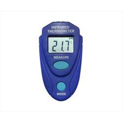 Θερμόμετρο μίνι με υπέρυθρες ακτίνες για θερμοκρασία εως 220°C