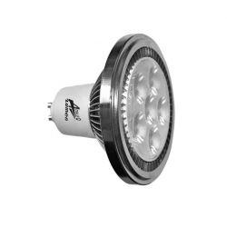 Λάμπα led AR111 GU10 με 6 led 12watt 230v δέσμης 25° 720 lumen ψυχρό λευκό 6000Κ Ντιμαριζόμενη