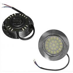 Σποτ Κουζίνας LED Χωνευτό 4W 240V Με SMD led chip Δέσμη 60° σατινέ Πλαστικό Σώμα Αδιάφανο κάλυμμα Θερμό φως 3000k 420lumen sku: 21-400066