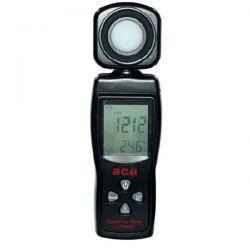 Μετρητής έντασης φωτισμού ψηφιακός με έλεγχο 0 έως 200000 Lux & οθόνη LCD code: LUXM8000
