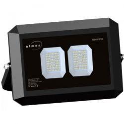 Προβολέας led atman 100w 230v black θερμό λευκό 3000κ 11000lm Κωδικός: FL-K-00063