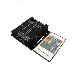 LED Controller RGB με χειριστήριο RF 20 κουμπιών 288w/12v-576w/24v Κωδικός: 3339