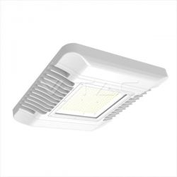 LED φωτιστικό οροφής v-tav samsung 150W 230V ψυχρό λευκό 6400K 18000lumen σε λευκό σώμα Κωδικός: 573