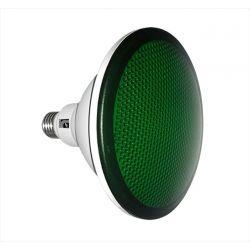 Λάμπα led adeleq-lumen par38 (κήπου) E27 με 30 led 5 watt 230v δέσμης 100° Πράσινη 13-3865