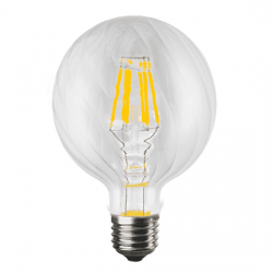 Λαμπτήρας ΒΡΙΑ LED diolamp Filament  (WW 2700K) 6W E27 230V Dimmable Kώδ: BRIA6WWDIM