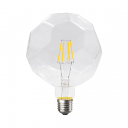 Λαμπτήρας lig LED diolamp Filament (WW 2700K) 6W E27 230V Dimmable Kώδ: LIG6WWDIM